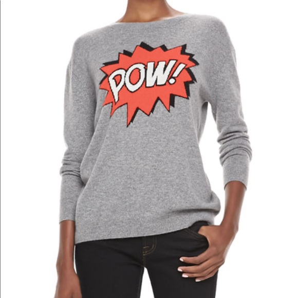 🍁🍁Fall Fave🍁🍁Autumn Cashmere POW 💥 Sweater